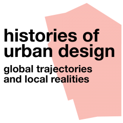 Histories of Urban Design